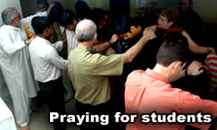 Lucknow Prayer for students