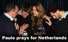 Prayer for Netherlands