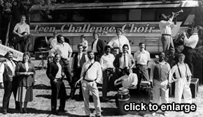 Tee Challenge Choir