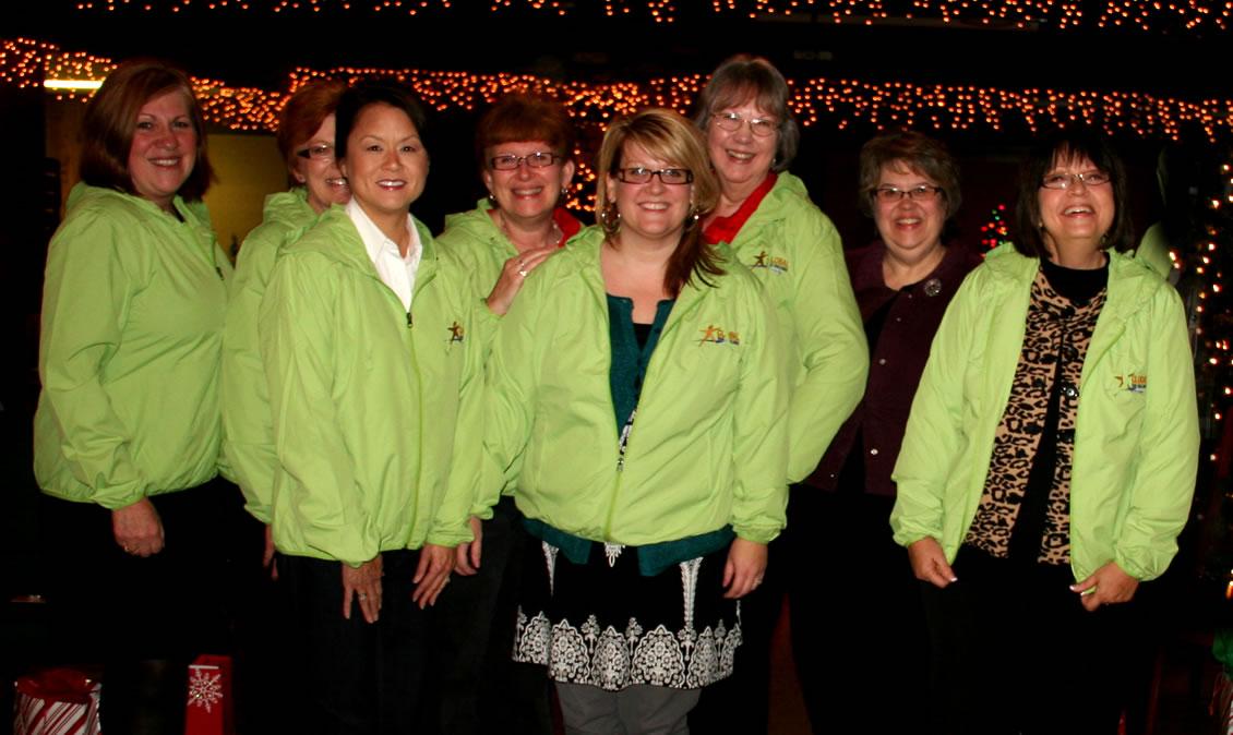 Christmas 2011 Staff Meeting