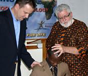 Praying for Rwanda