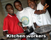Kitchen Workers