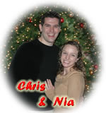Chris and nia