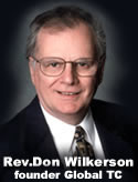 Rev Don Wikerson, Founder